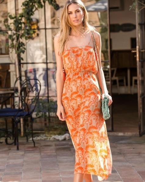Vestido Borlas Midi ATEEN - Look do dia - lookdodia.com