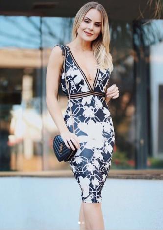 46-Vestido Maxi Floral Black Maria Gueixa - Look do dia - lookdodia.com-01