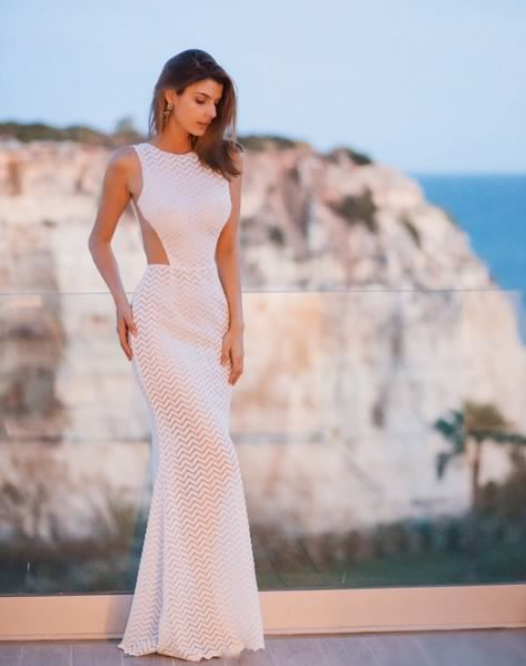Vestido Longo Revyllon Tugore - Look do dia - lookdodia.com