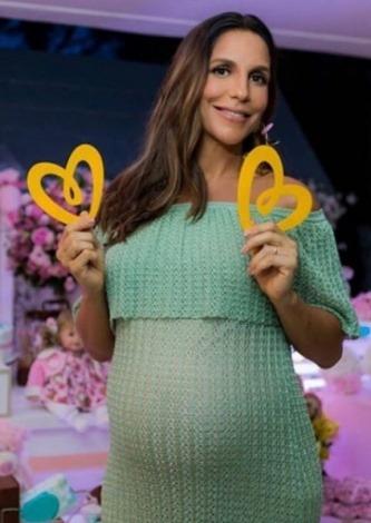 Ivete Sangalo veste ATEEN Vestido Cigana Tricot - Look do dia - lookdodia.com