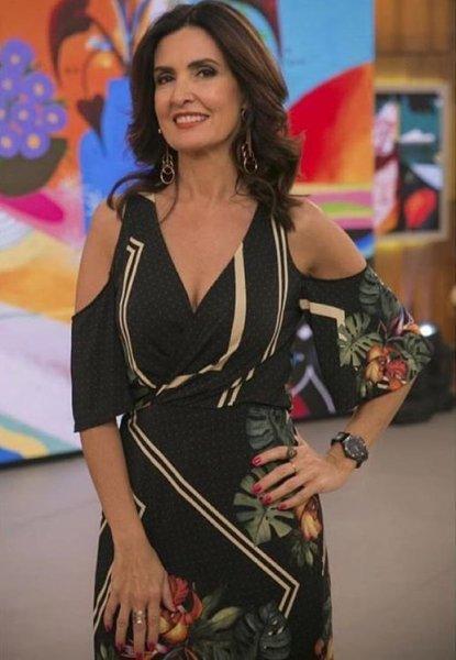 Fatima Bernardes veste Iodice Vestido IO Beatriz - Look do dia - lookdodia.com