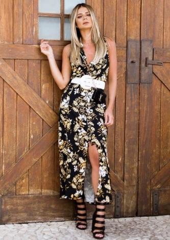 Thassia Naves veste Linda de Morrer Vestido Eliane - Look do dia - lookdodia.com