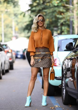 Bata Catarina Tan - Look do dia: Ana Paula Siebert Justus