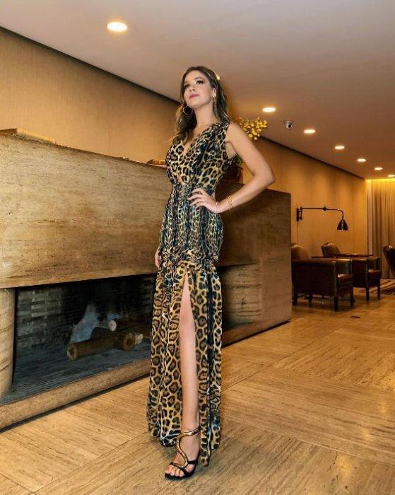 Vestido Savage TIG - Look do dia: Marcella Tranchesi