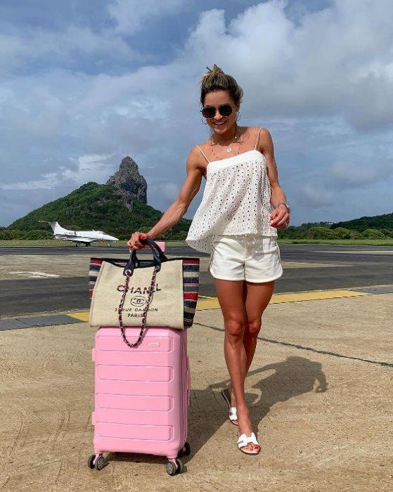 Short Giulia — Look do dia Juju Norremose