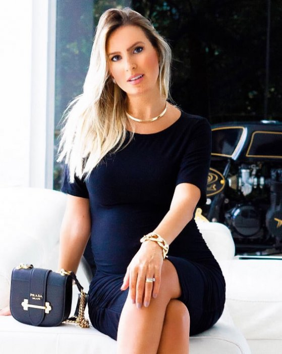 Vestido Midi Isa — Look do dia Rafaelle Ruhle Marques